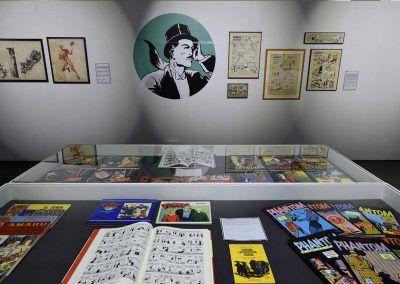 Expositor en la Exposición L'Esclat dels clasics en Valencia
