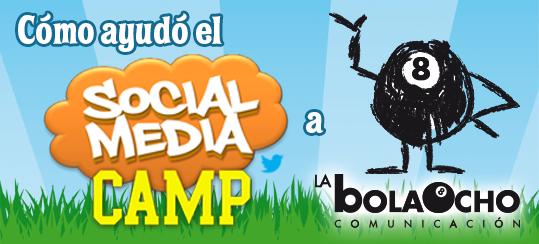 imagen Como ayudó el Social Media Camp a La bola ocho