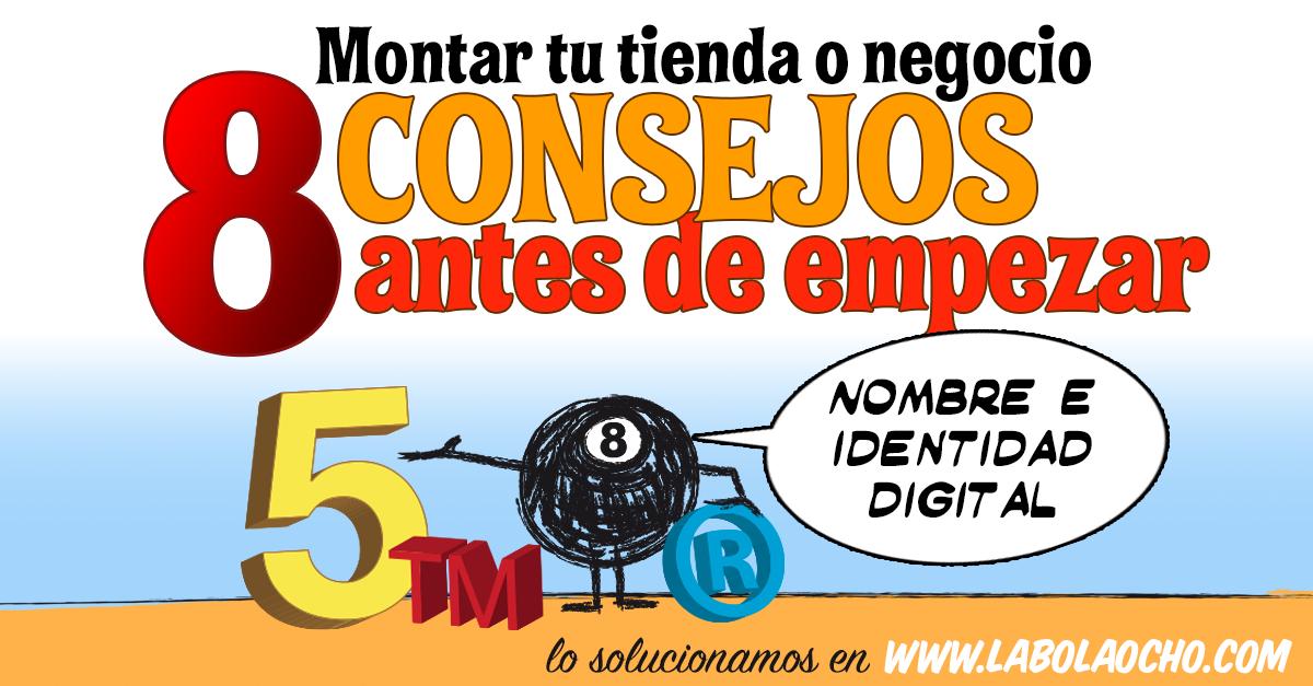 consejos de la bola 8 identidad digital