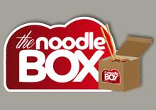 imagen logo noodle box la bola ocho