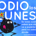#OdioLosLunes La Bola Ocho